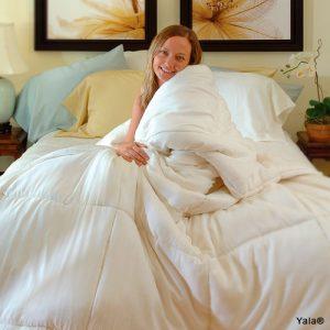 Yala Luxury Silk Filled Comforter