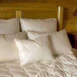 Crescent Moon Alpaca Wool Pillows