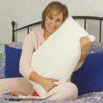 Best Allergy Pillow RejuveNite Renewal Latex Pillow