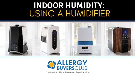 4 Humidifiers in doors