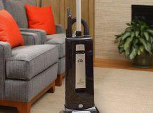 Black Sebo X4 Upright Vacuum Cleaner